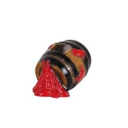 Tiki Barrel 15X11X10Cm / 50Cl
