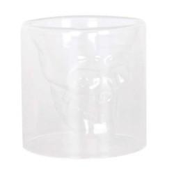 Vaso Calavera 9Cl 6.5X7 Cm
