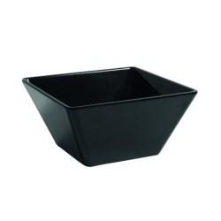 Bowl Ming Negro 25X25X11.4Cm