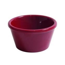 Ramequin Rojo 8.3X4.4Cm
