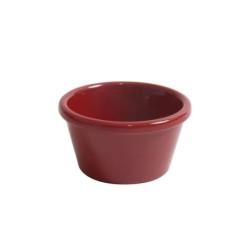 Ramequin Rojo 7.7X4.1Cm