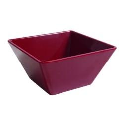 Bowl Ming Rojo 15X15X7.5Cm
