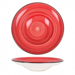 Plato Pasta Passion Red 30Cm