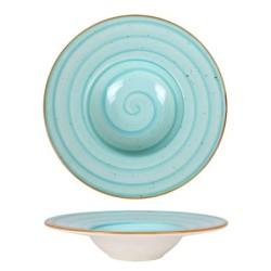 Plato Rissoto 28Cm Aqua Blue