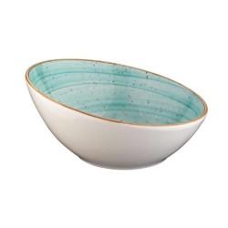 Bowl Aqua 35Cl. 16X7Cm