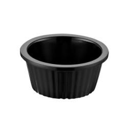 Ramequin Negro 3Cl 5.8X2.7 Cm