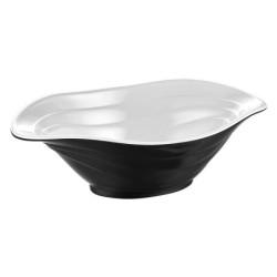 Bowl Duet Bicolor Negro...