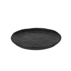 Plato Redondo Stoneware 21X2Cm
