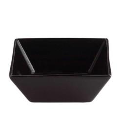 Bowl Negro 8X8X4 Cm. Ming...
