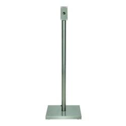 Cubo Basura Con Tapa 50L Negro