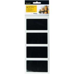 Cubo Basura Con Tapa 35L Negro