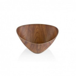 Bowl Triangular Ps 16X16X8Cm